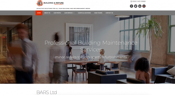 New BARS Website Goes Live